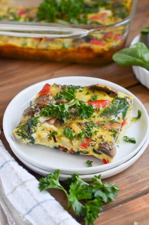 The BEST Whole30 Breakfast Casserole! (Paleo)
